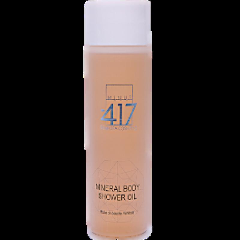 Минеральный гель для душа лаванда / Mineral Body Shower Oil (Lavender) 250 мл