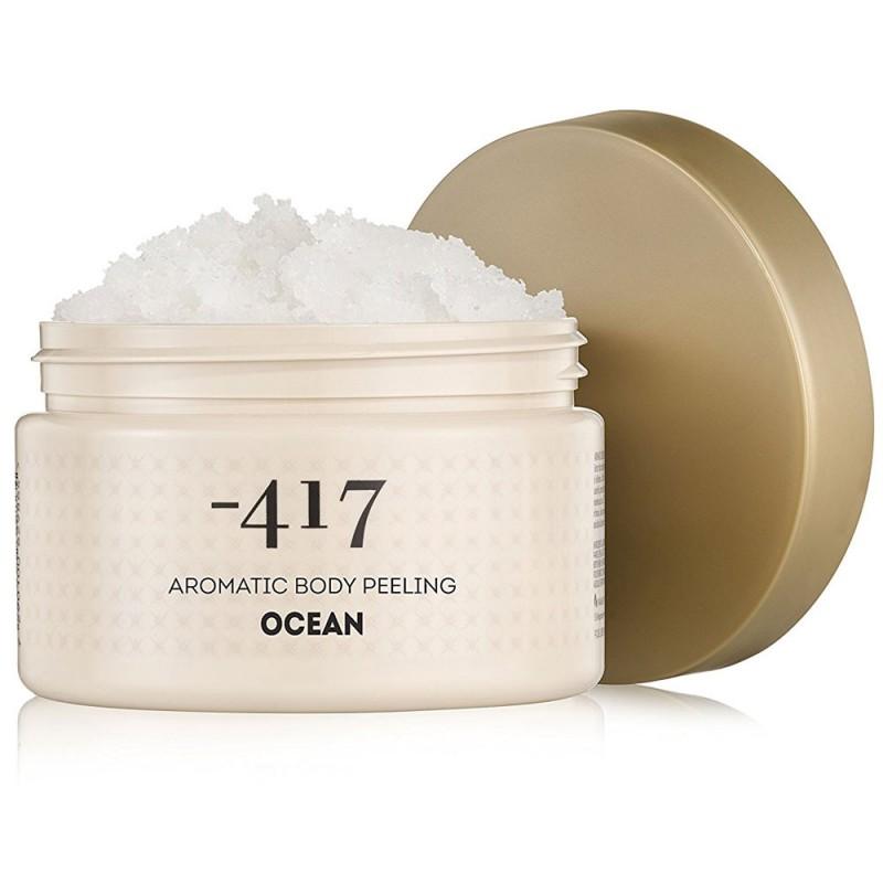Пилинг для тела с солью Мертвого моря - Океан 450 мл / Aromatic Body Peeling (Ocean) 450ml