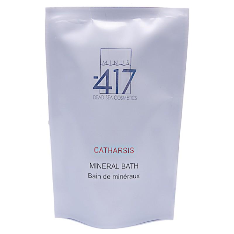 Морская соль Мертвого моря 100 мл / Catharsis Mineral Salt Bath 100ml