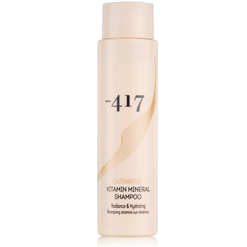 Витаминизированный шампунь с минералами 400 мл /  Minus 417 Catharsis - Mineral shampoo 400 ml