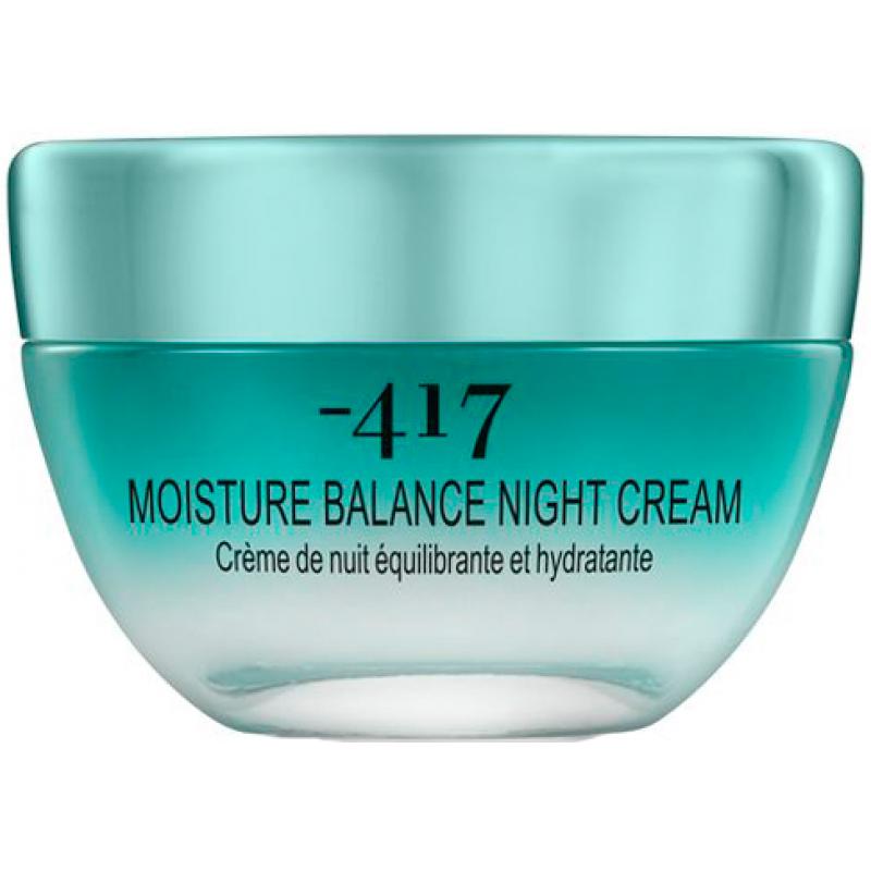 Ночной увлажняющий крем для лица 50мл / Moist Balance Nourishing Cream 50ml