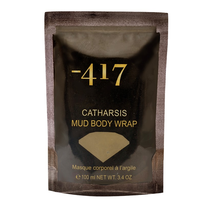 Грязевая маска для тела 100 мл  / Minus 417 Catharsis Mud Body Wrap 100ml