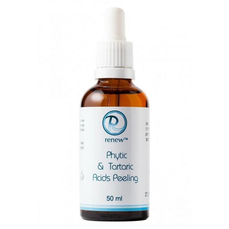 Фитиновый пилинг с винной кислотой / Phytic & Tartaric  Acids  Peeling 50ml