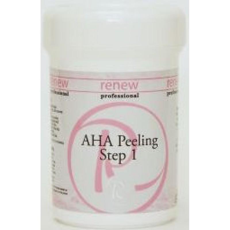 Мягкий пилинг на основе фруктовых кислот / AHA Cream Peeling step 1 70ml, 250 ml
