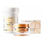 Активный восстанавливающий крем против старения 50 мл. 250 мл. / Golden Age Night Active Cream 50 ml. 250 ml.