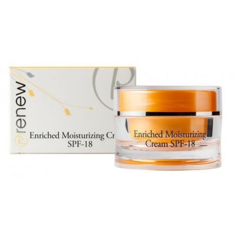 Обогащенный увлажняющий крем / Enriched Moisturizing Cream SPF-15 50ml