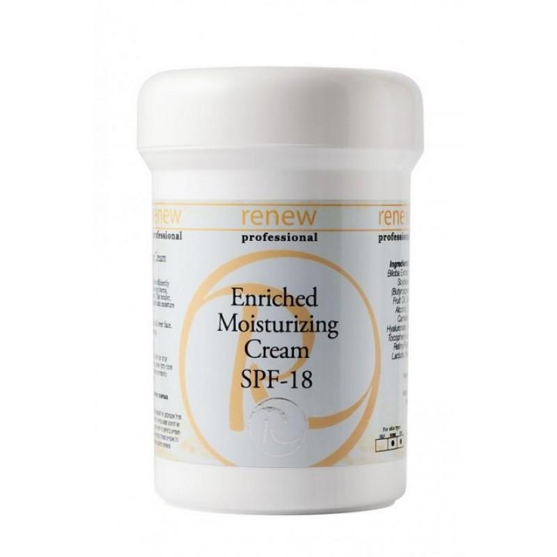 Обогащенный увлажняющий крем / Enriched Moisturizing Cream SPF-15 250ml