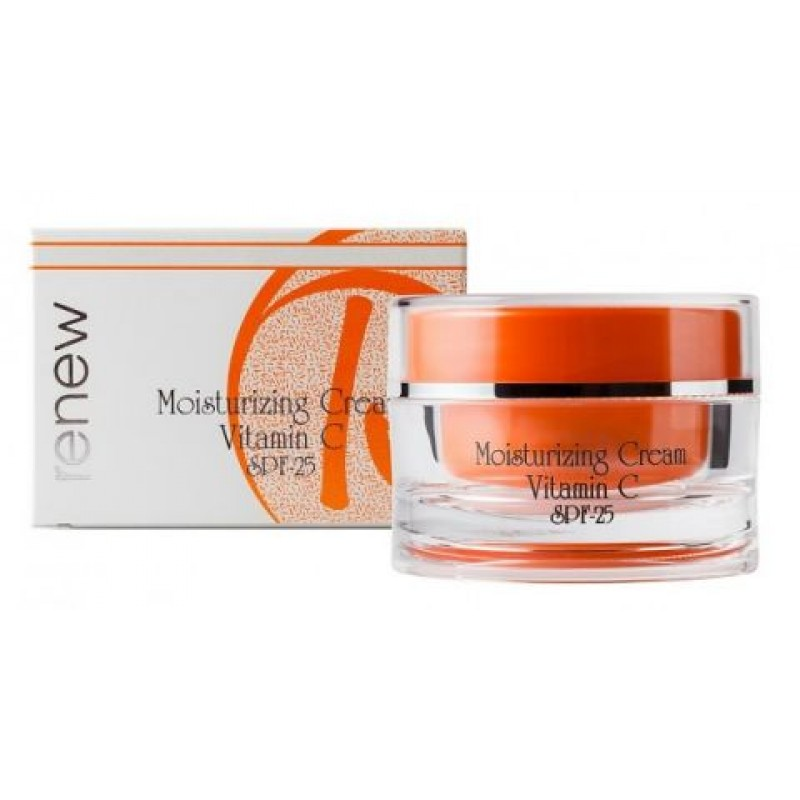 Активный крем-антиоксидант с витамином / Moisturizing Cream Vitamin C SPF-25 50ml