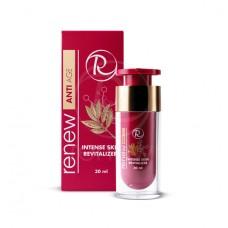 Концентрат Q10 для интенсивного омоложения / RENEW ANTI AGE Intense skin Revitalizer 30 ml, 100 ml