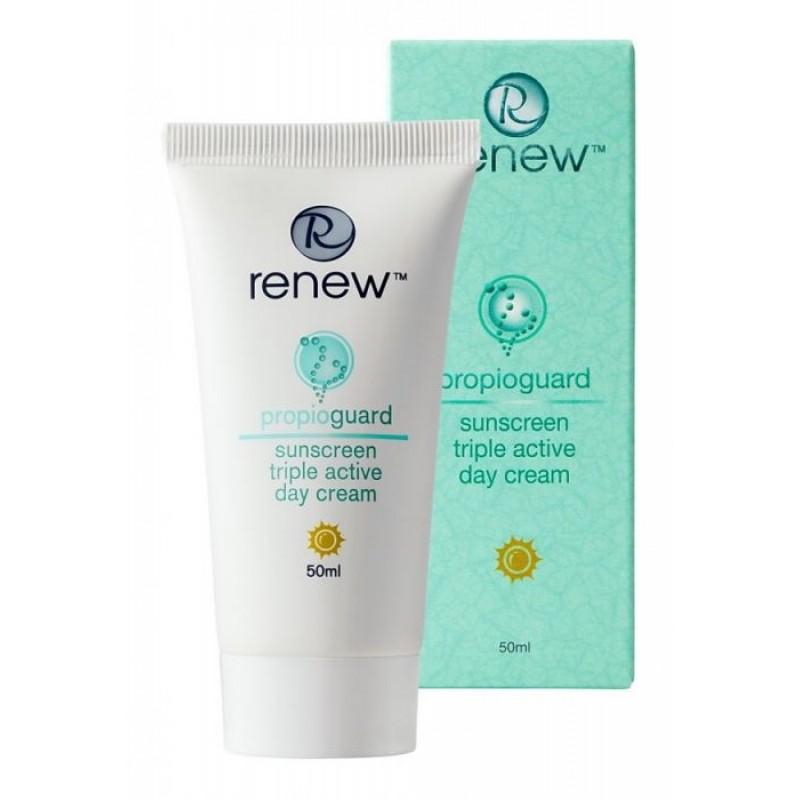 Дневной крем тройного действия АНТИ АКНЕ / Sunscreen Triple Active Day Cream 50 ml