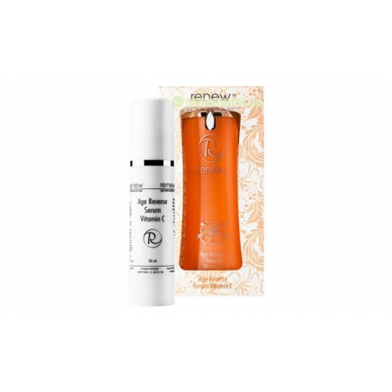 Антивозрастная сыворотка с активным витамином С / Renew Age Reverse Serum Vitamin С 30, 50ml