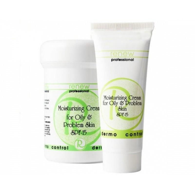 Увлажняющий крем для жирной и комбинированной кожи 70 мл. 250 мл. / ReNew Dermo Control Moisturizing Cream for Oily & Combination Skin, Oil-Free 70 ml. 250 ml.