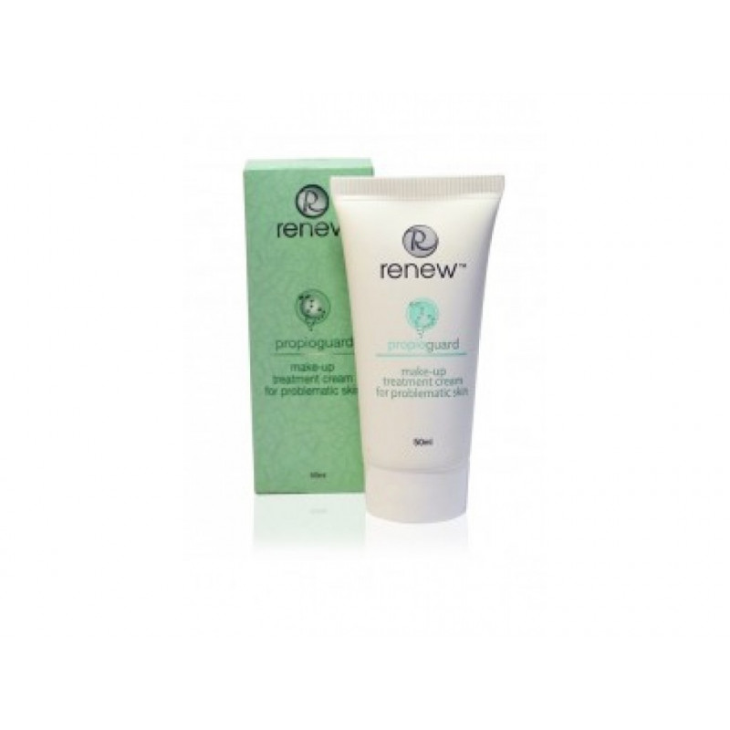 Тоннирующий лечебный крем для проблемной кожи 50мл / Renew Propioguard Make-Up Treatment Cream 50 ml