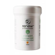 Дневной крем тройного действия АНТИ АКНЕ / Sunscreen Triple Active Day Cream 250 ml