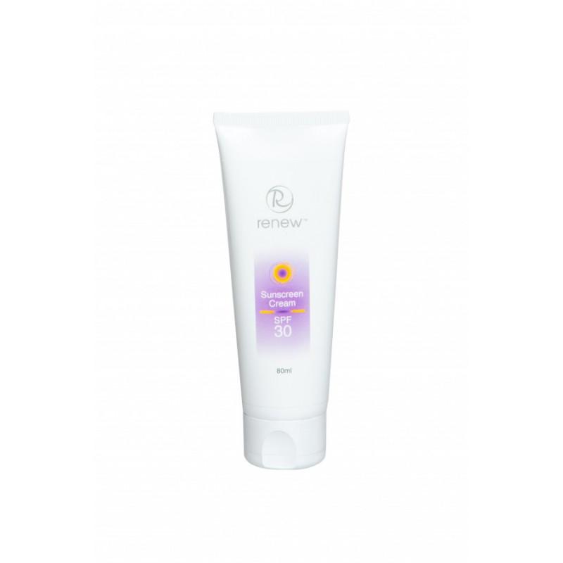 Увлажняющий солнцезащитный крем SPF-30 80мл / Renew Sun Protect Moisturizing Cream SPF-30 80 ml