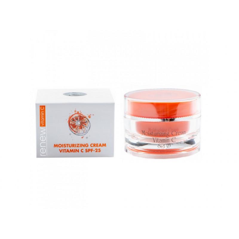 Увлажняющий крем с Витамином С и SPF 25 50 мл, 250 мл / RENEW Vitamin C Moisturizing Cream SPF-25 50 ml, 250 ml