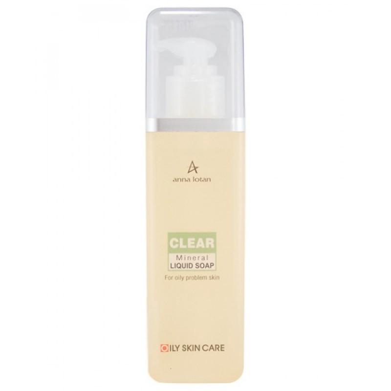 Минеральное гигиеническое мыло  / Clear Mineral Hygienic Liquid Soap 200 мл, 500 мл