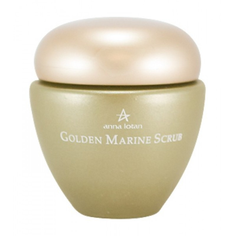 Пилинг с морскими водорослями «Золотой» / Liquid Gold Golden Marine Scrub 30 мл, 250 мл