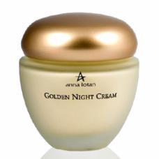 Крем ночной «Золотой» / Anna Lotan Liquid Gold Golden Night Cream 50 мл, 250 мл