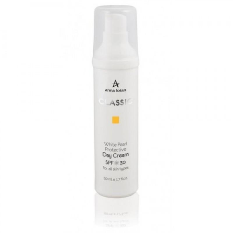 """Защитный дневной крем """"Белая жемчужина"""" SPF 25 75 мл / White Pearl Protective Day Cream SPF25 75 ml"""