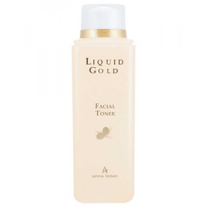 Лосьон для лица / Anna Lotan Liquid Gold Facial Toner 200 мл, 500 мл
