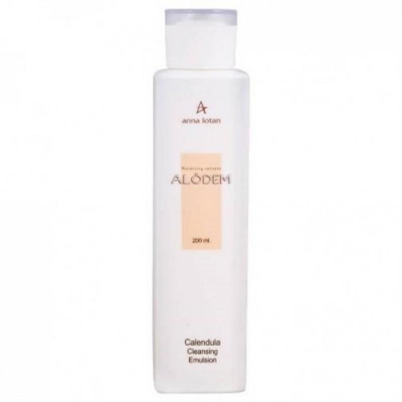 Очищающая эмульсия с экстрактом календулы / Anna Lotan Alodem Calendula Cleansing Emulsion 200 мл