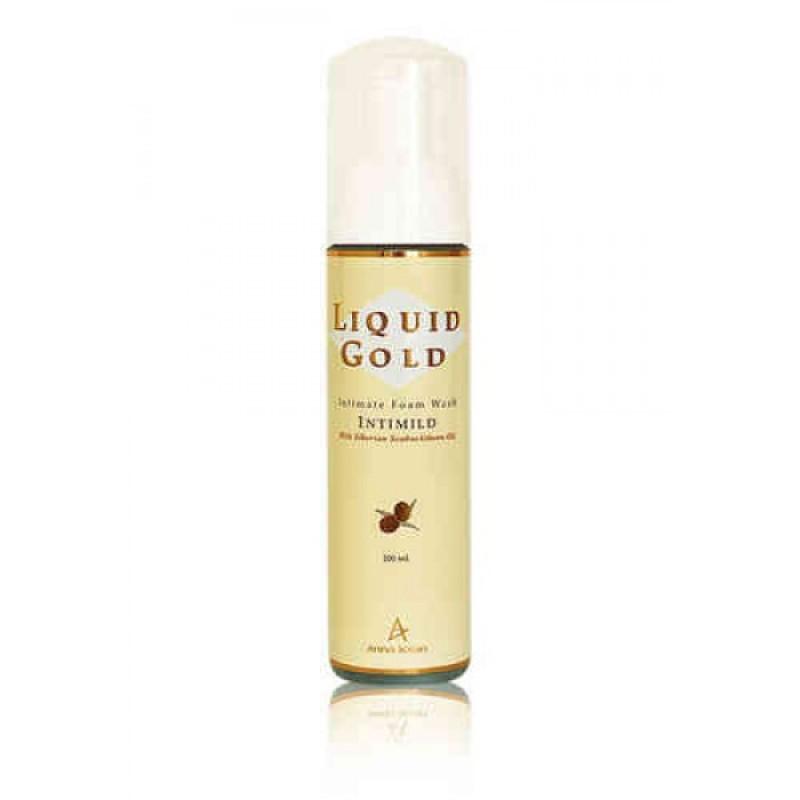 Жидкое мыло для интимных участков тела / Liquid Gold Intimild Foam Wash 200 мл