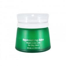 Жирный ночной крем - бальзам / Greens Replenishing Balm 50 мл, 200 мл