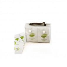 Очищающие салфетки для лица, 50 шт / Anna Lotan Eye Contour Facial Cleansing Wipes 50 units
