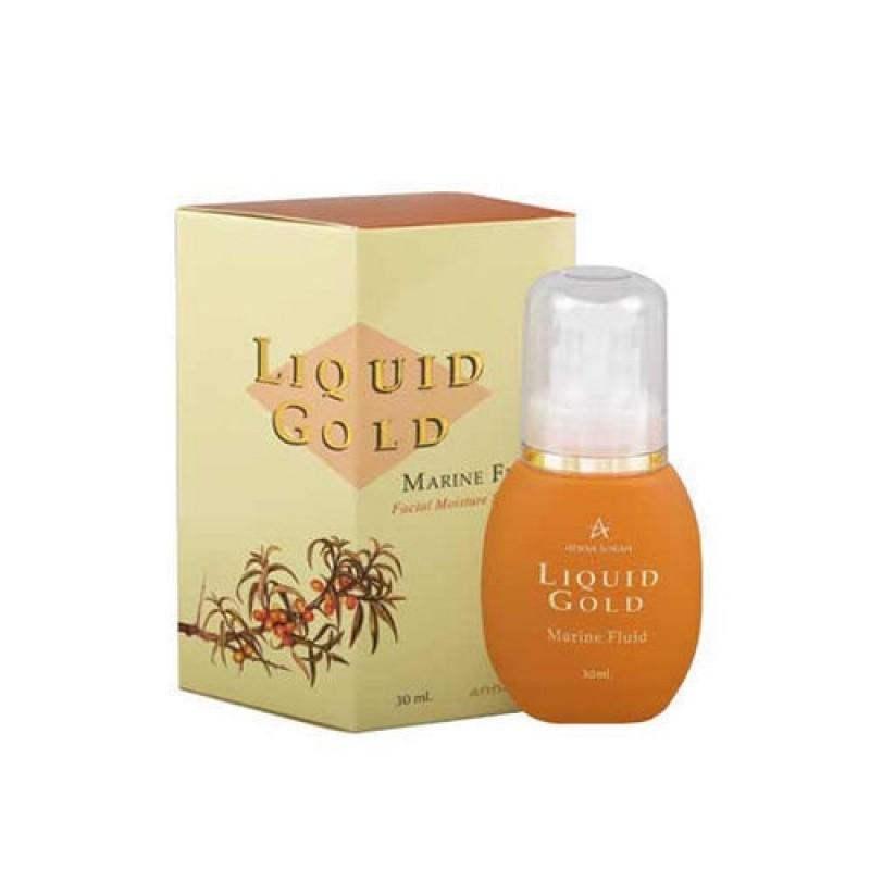 Морской увлажнитель «Жидкое золото» / Anna Lotan Liquid Gold Marine Fluid 30 мл, 250 мл