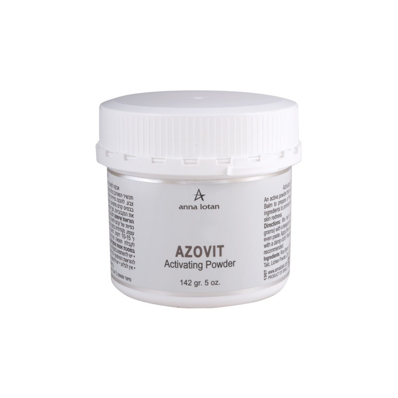Порошок для лечебной маски, 142 мл / Anna Lotan Professional Azovit Treatment Mask Activating Powder 142gr