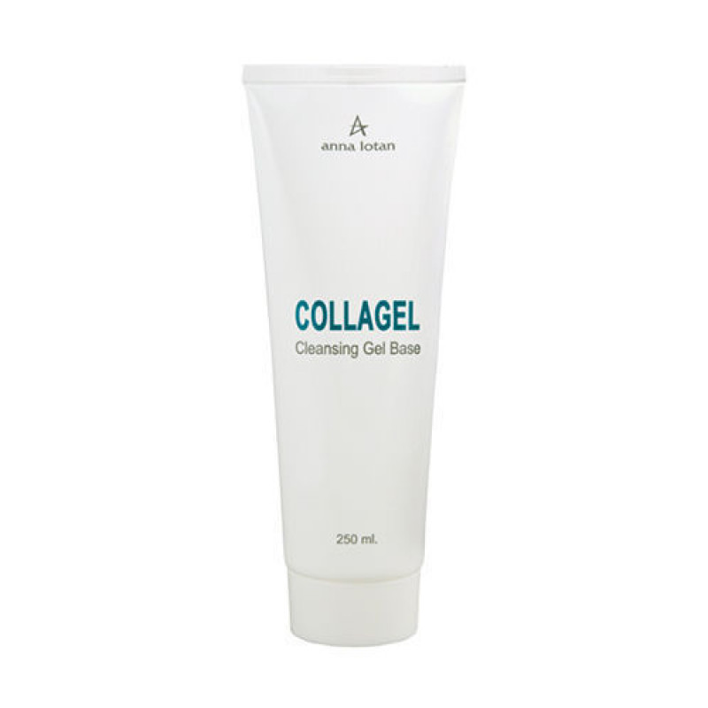 Колагель, 250 мл. 600 мл. / Anna Lotan Professional Collagel Cleansing Gel Base 250ml. 600 ml.