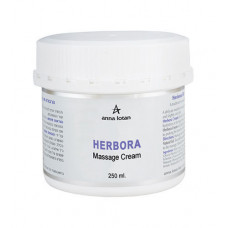 Массажный крем Гербора-80 250 мл. 625 мл. / Anna Lotan Professional Herbora 80 Treatment Massage Cream 250ml. 625 ml.