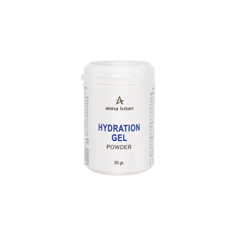 Порошок для приготовления гидрирующего геля, 35 мл / Anna Lotan Professional Instant Hydration Gel Powder 35g