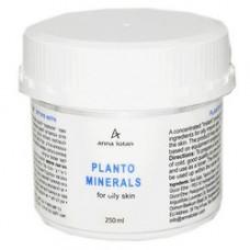 Плантоминералы для жирной кожи, 250 мл / Anna Lotan Professional Planto Minerals for Oily Skin 250ml