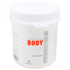 Минеральный пилинг для тела 625 мл. / Anna Lotan Profession Only Dead Sea Mineral Body Scrub With Cayenne 625 ml.