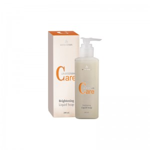 Осветляющее жидкое мыло / Anna Lotan C White Brightening Liquid Soap 200ml, 500 ml