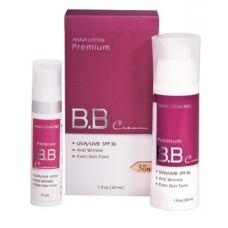ПРЕМИУМ BB КРЕМ С SPF36. Эксклюзивный тонирующий крем тон / Premium BB Cream UVA UVB SPF36 Beige (329-2), 30 мл