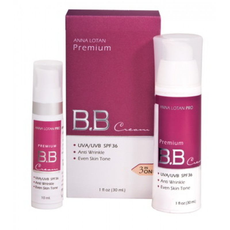 ПРЕМИУМ BB КРЕМ С SPF36. Эксклюзивный тонирующий крем тон / Premium BB Cream UVA UVB SPF36 Medium (329-3) 30 мл