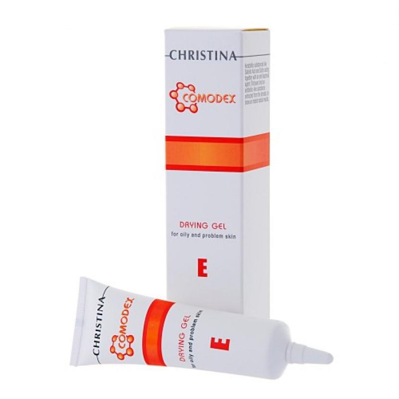 Подсушивающий гель / Christina Comodex E – Drying Gel 30 мл