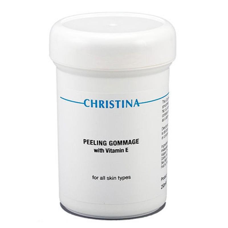Пилинг гоммаж с витамином Е / Peeling Gommage With Vitamin E 250 мл