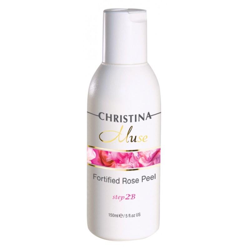 Усиленный розовый пилинг / Christina Muse Fortified Rose Peel 150 мл (шаг 2b)