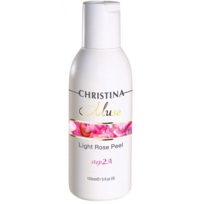 Легкий розовый пилинг / Christina Muse Light Rose Peel 150 мл (шаг 2a)