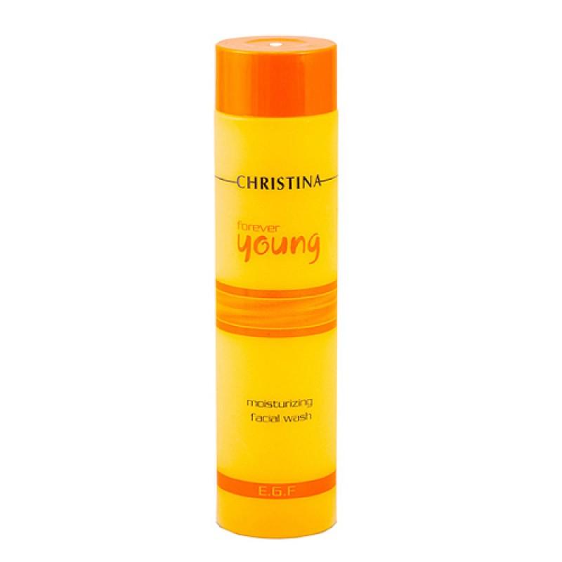Увлажняющий гель для умывания / Christina Forever Young Moisturizing Facial Wash 200 мл