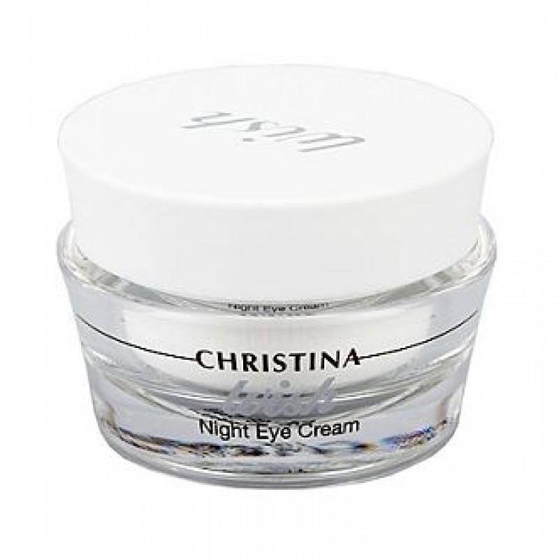 Ночной крем для кожи вокруг глаз / Christina Wish Night Eye Cream 30 мл