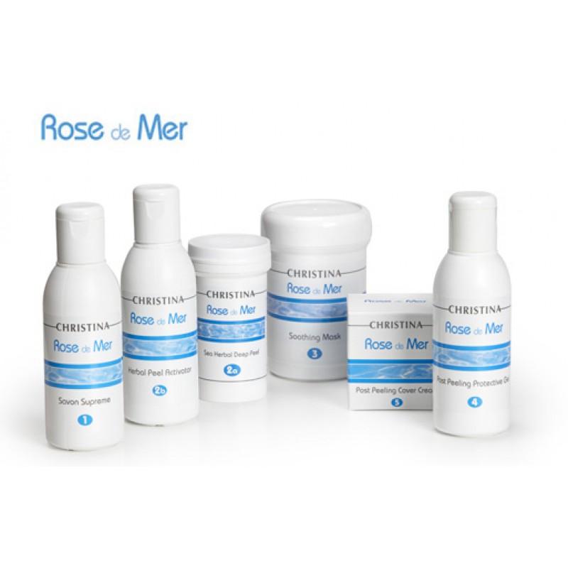 Профессиональный набор / Christina Rose De Mer Professional Kit (6 продуктов)