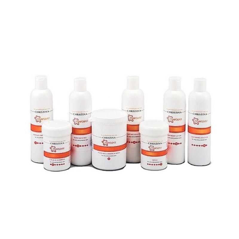 Профессиональный набор / Christina Comodex Professional Kit (8 препаратов)