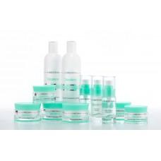Профессиональный набор препаратов для восстановления и защиты кожи от стресса / Christina Unstress Professional Kit (10 продуктов)