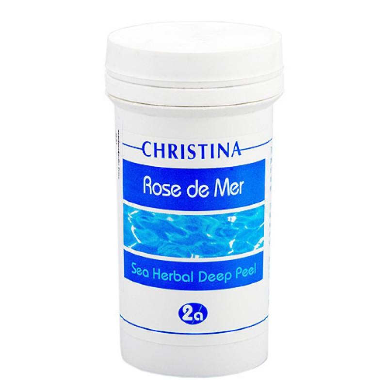 Пилинг на морской растительной основе / Christina Rose De Mer Sea Herbal Deep Peel 100 мл (шаг 2a)