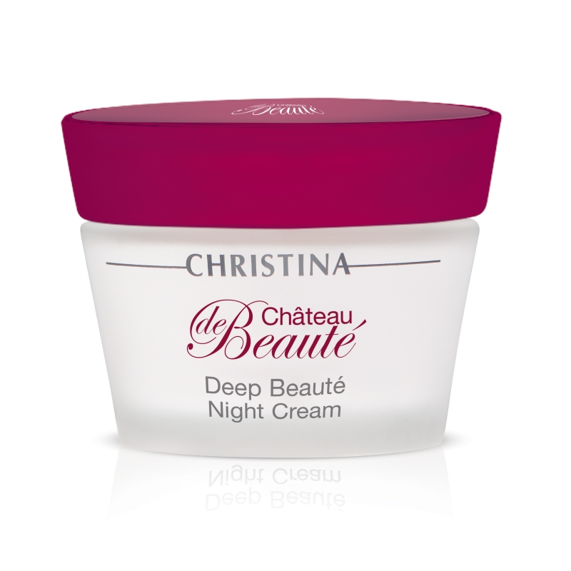 Интенсивный обновляющий ночной крем / Christina Château de Beauté Deep Beauté Night Cream 50 мл